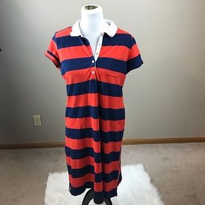 Lands' End Polo Dress